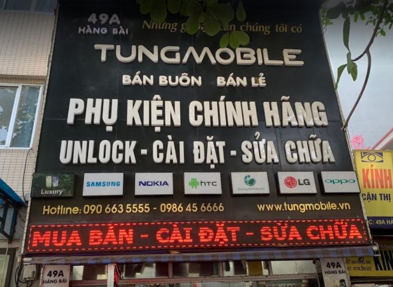 Cửa Hàng Phụ Kiện Điện Thoại Tùng Mobile