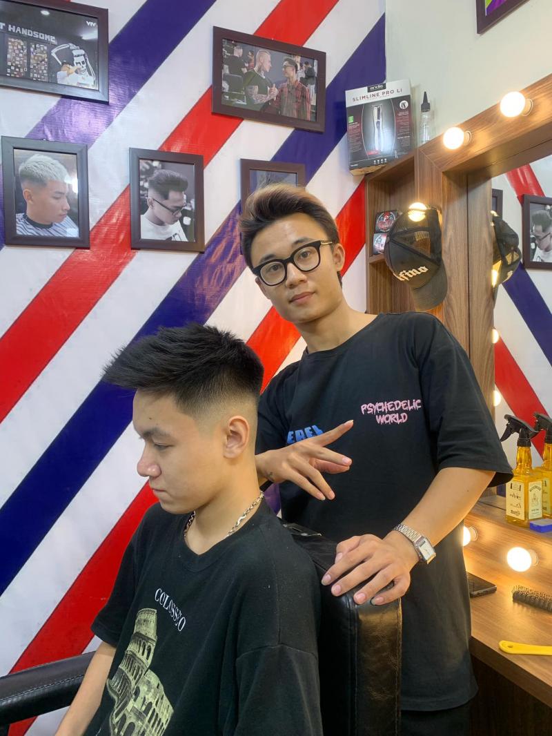 Đàm Barbershop