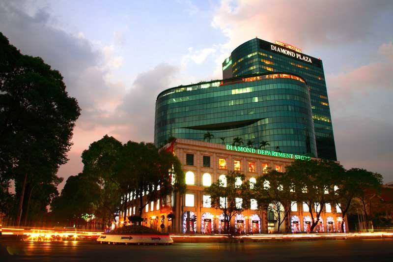 Diamond Plaza Shopping Center