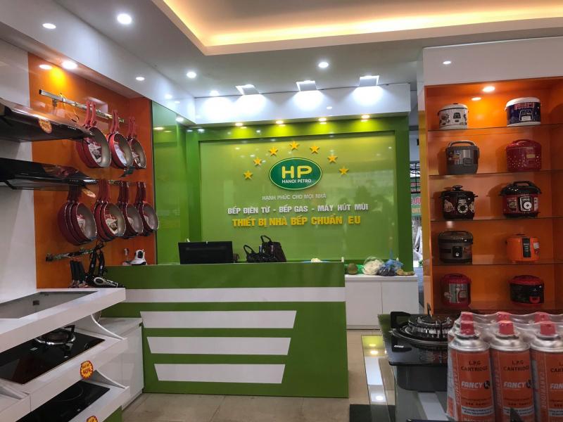 Gas Hà Nội Petro - Tập đoàn dầu khí Hà Nội