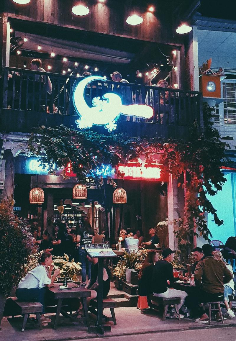 Gecko Restaurant
