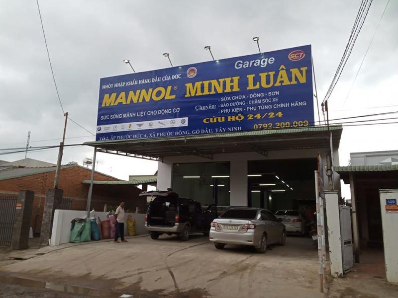 MINH LUÂN AUTO