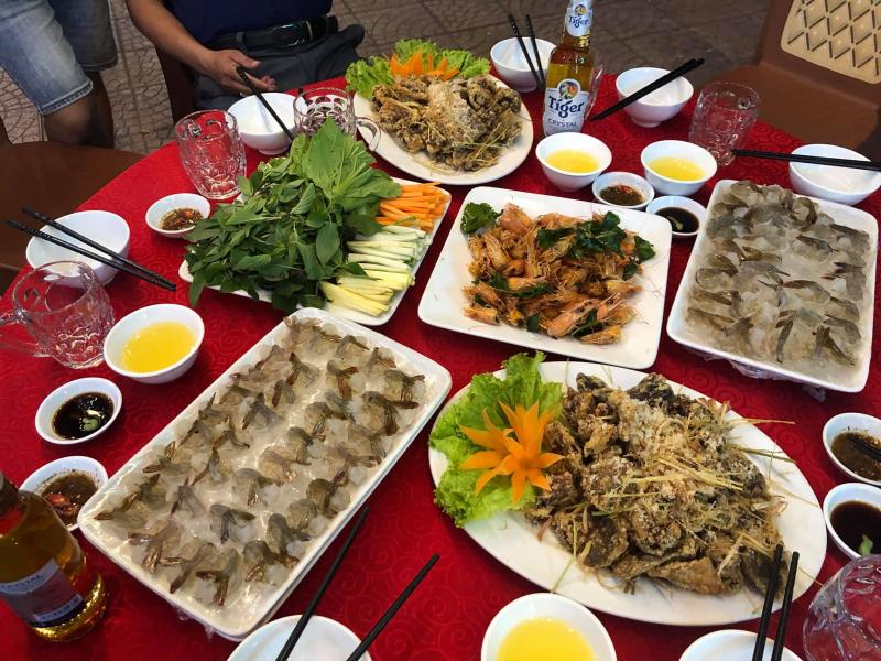 Nhà hàng Đại hương Biển