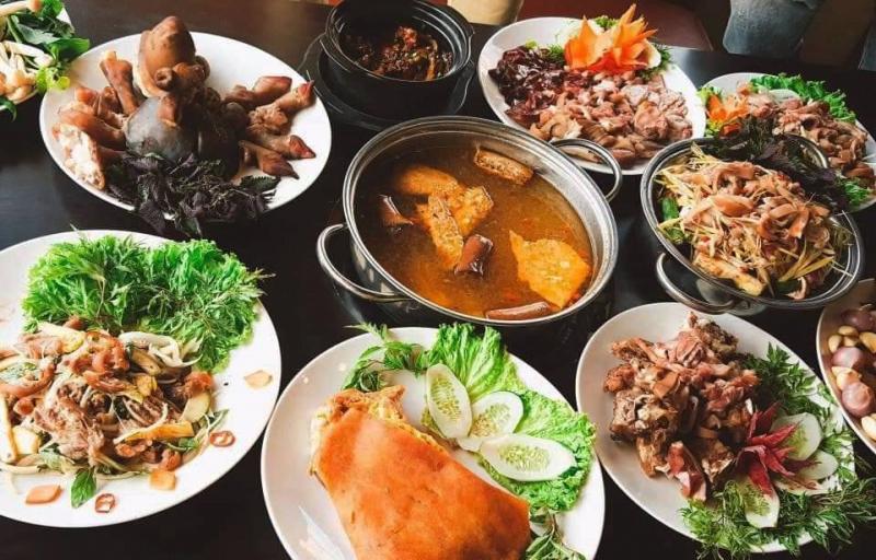 Nhà hàng Dê Tài Nguyên