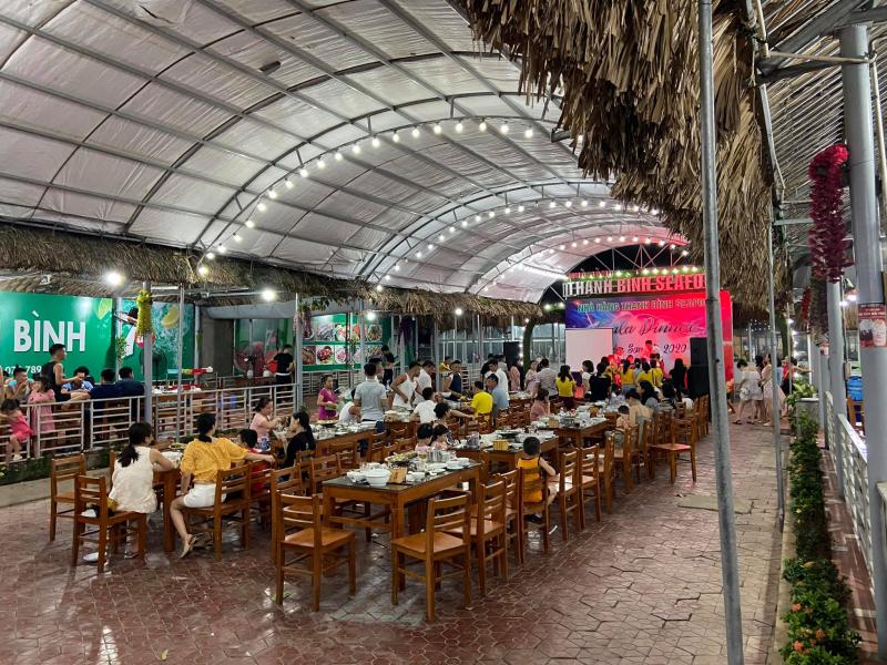 Nhà hàng Thanh Bình Seafood