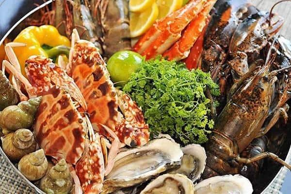 Nhà hàng hải sản Chinh Thuỷ – Thanh Hóa