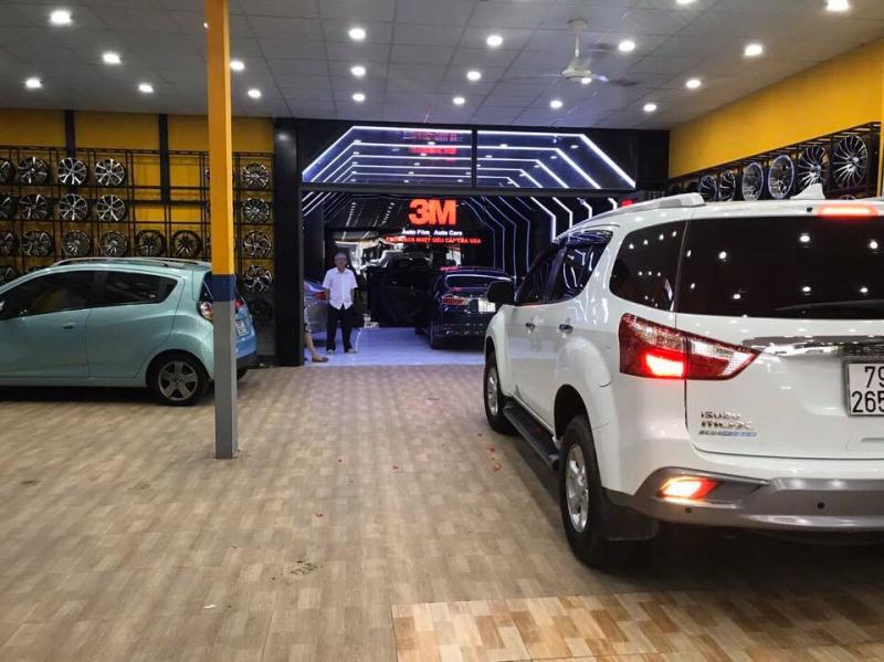 Nội thất ô tô HT Nha Trang