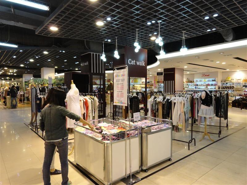 Nowzone Fashion Shopping Center Mall