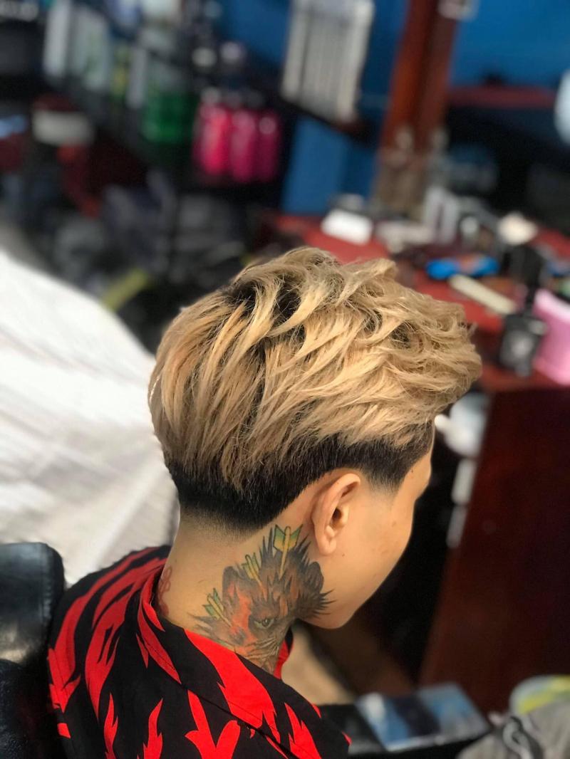 Thanks barber Quảng Ninh