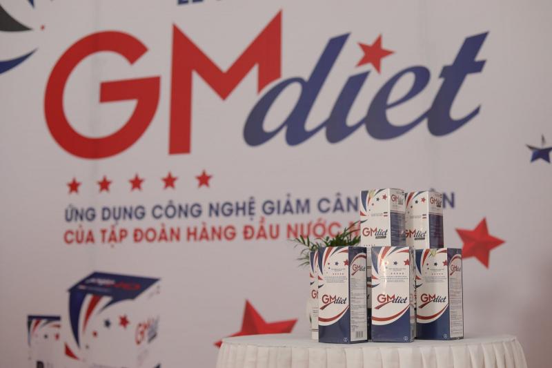 Thực phẩm chức năng GM Diet