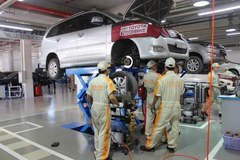 Toyota Tây Ninh