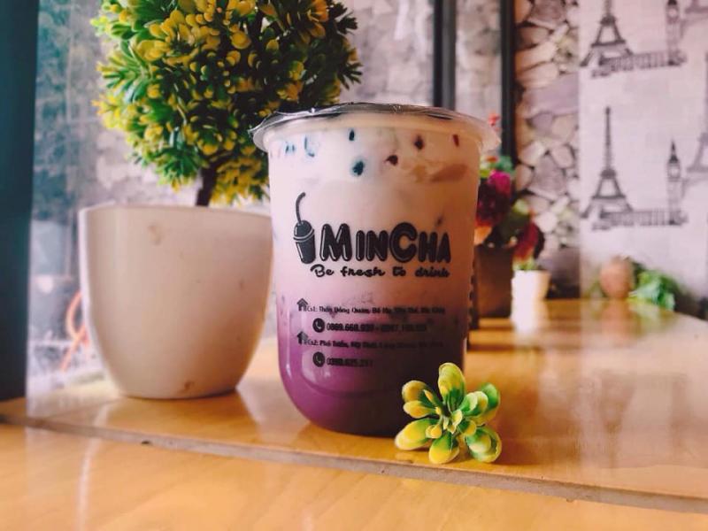 Trà Sữa Min Cha Tea