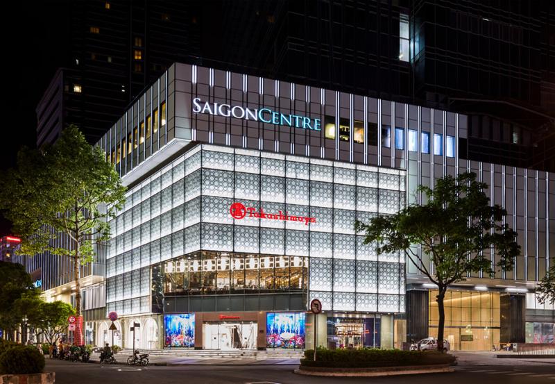 Trung tâm Thương mại Saigon Centre (Takashimaya)