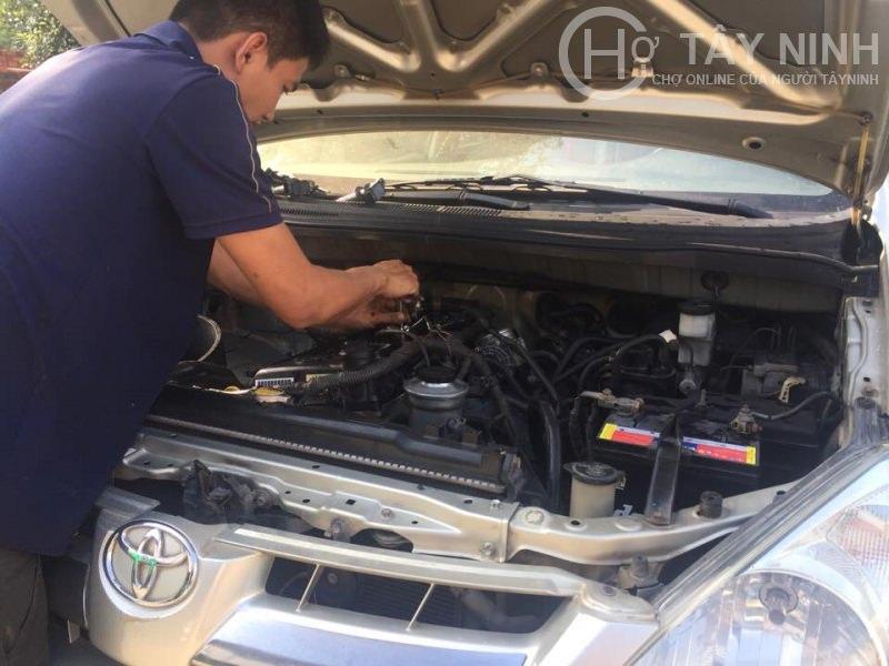 Trung tâm bảo trì, bảo dưỡng, sửa chữa ô tô Thành Công