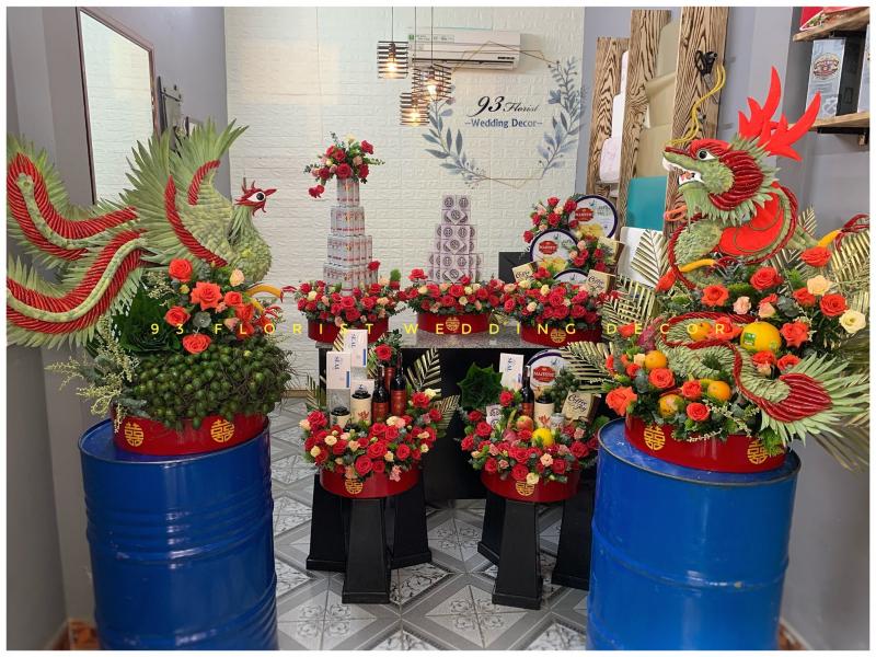 93 Florist & Wedding Decor