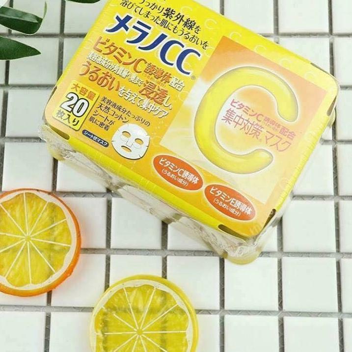 CCMelano vitamin C
