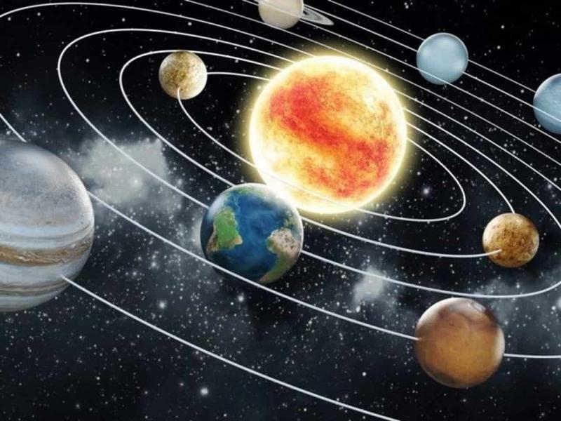 Các hành tinh trong hệ mặt trời chuyển động như thế nào?