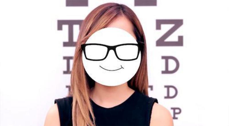 Cách chọn gọng kính cận cho khuôn mặt tròn