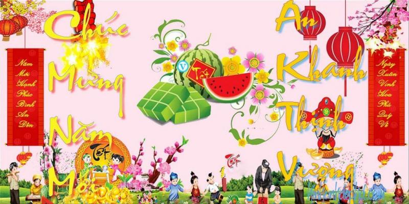 Chúc Xuân Đổi Mới
