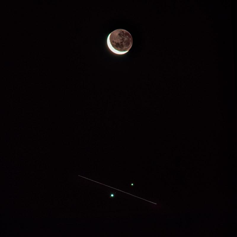 Có thể nhìn thấy sao Mộc từ Trái Đất không?