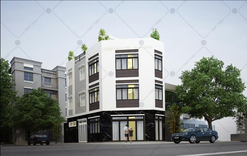 Công ty cổ phần kiến trúc đầu tư Thiết Thạch