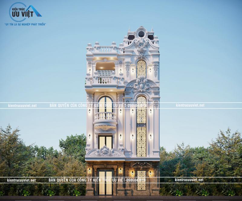 Cty thiết kế và xây dựng Kiến trúc ưu việt