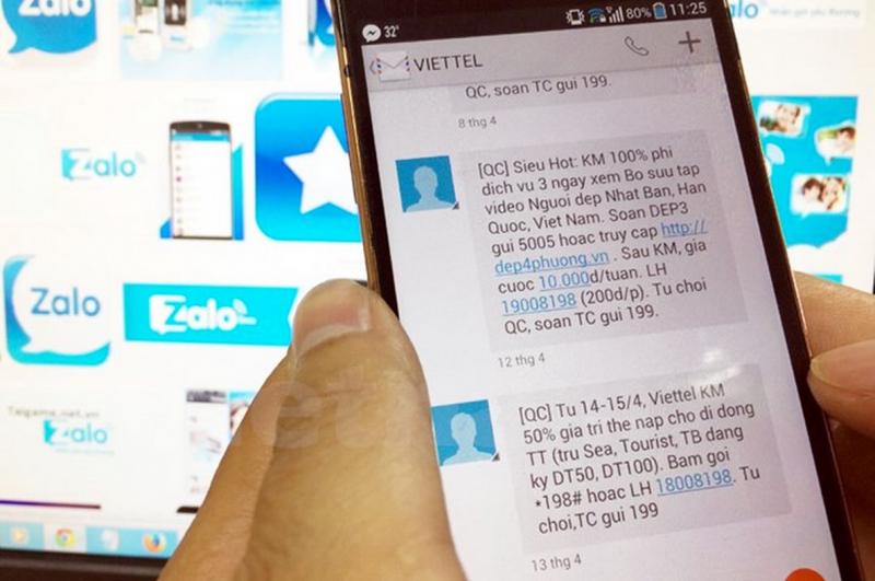 Dấu hiệu nghe lén điện thoại di động: Chú ý các tin nhắn bất thường