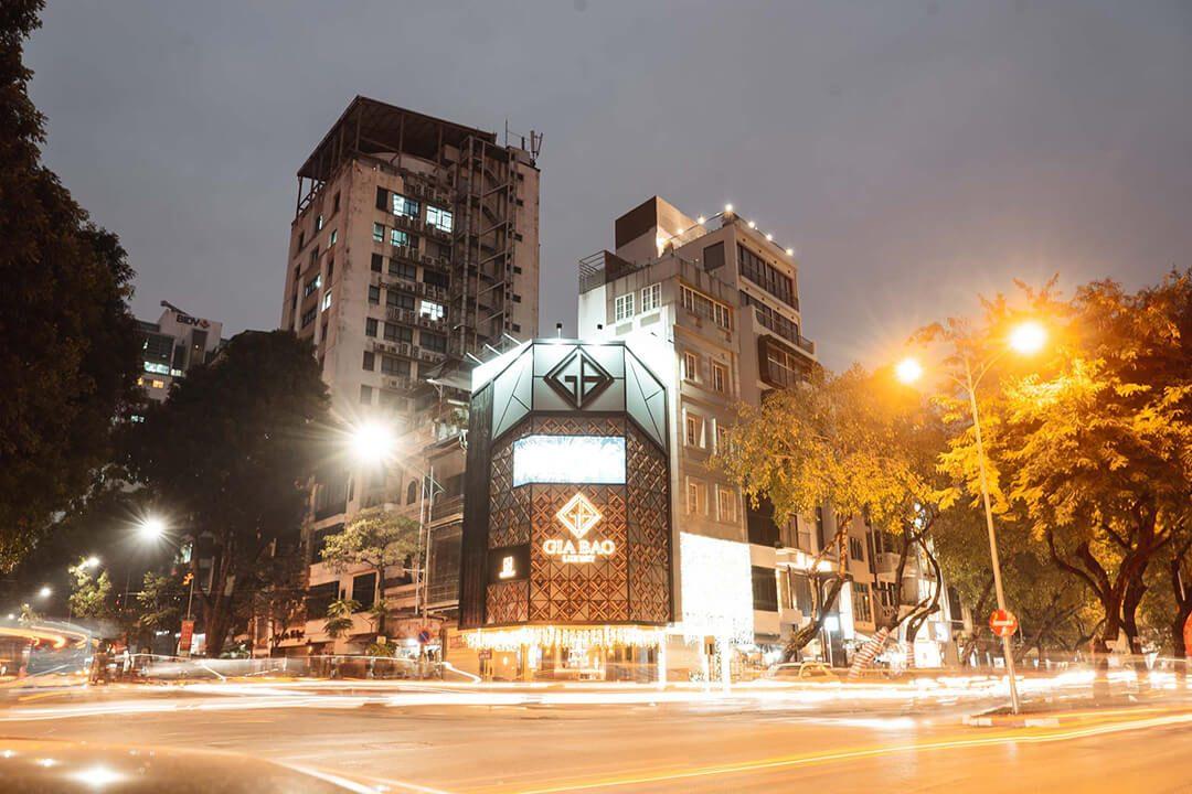 Gia Bảo Luxury cơ sở Hà Nội
