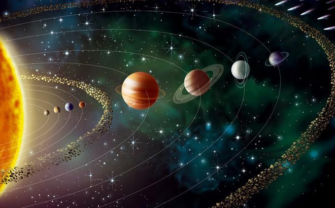 Hệ mặt trời là gì?