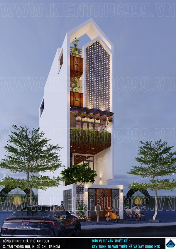 Kiến trúc HTK