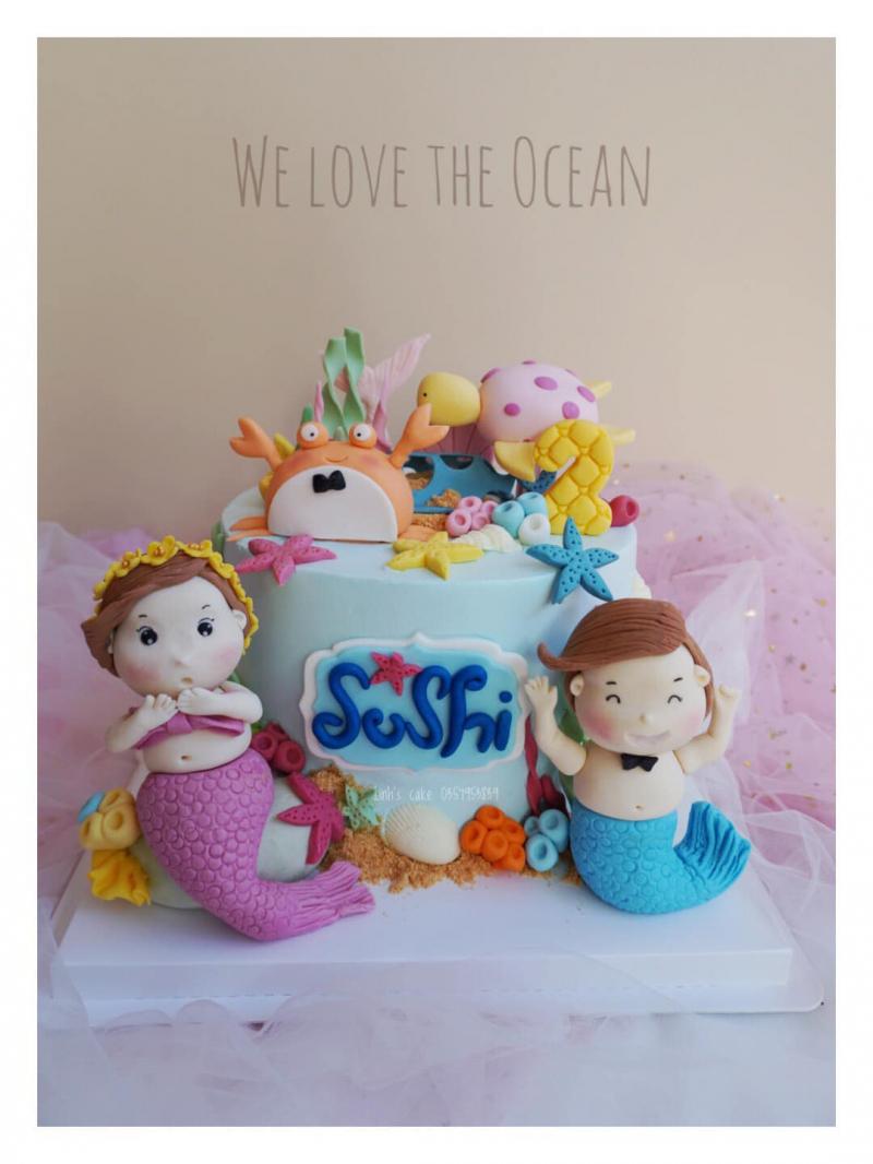 Linh's Cake