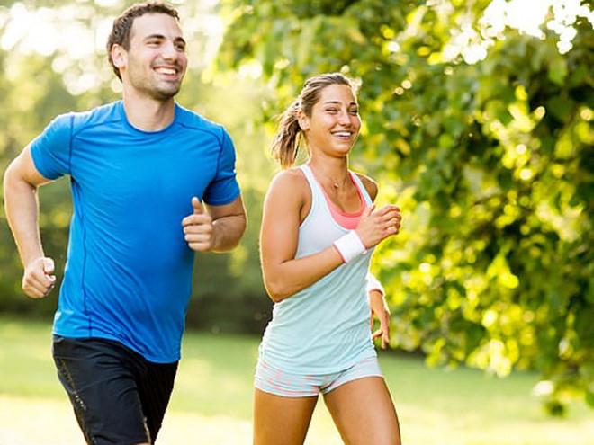 Mỗi ngày tập thể dục khoảng 1 tiếng