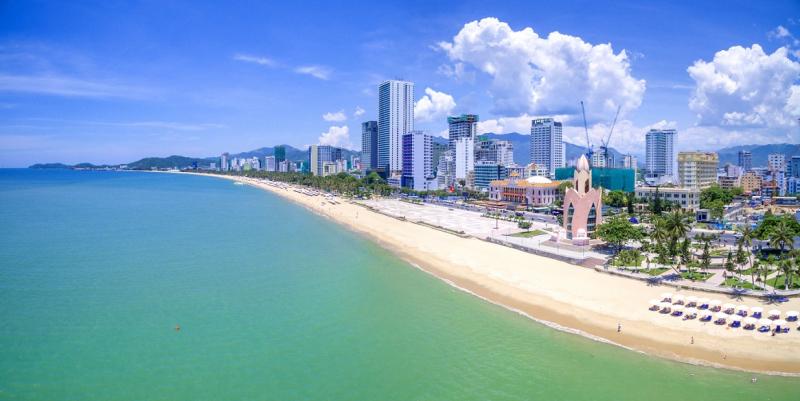 Nha Trang – Sức sống mãnh liệt của thành phố biển