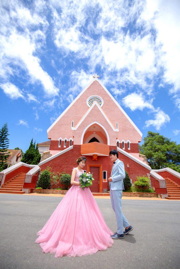 Nhà thờ Domaine