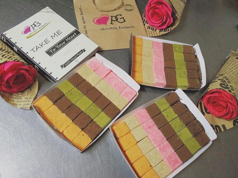 PG Chocolate Handmade