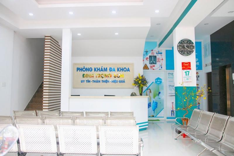 Phòng khám Đa khoa ( BS Đinh Trọng Sơn)