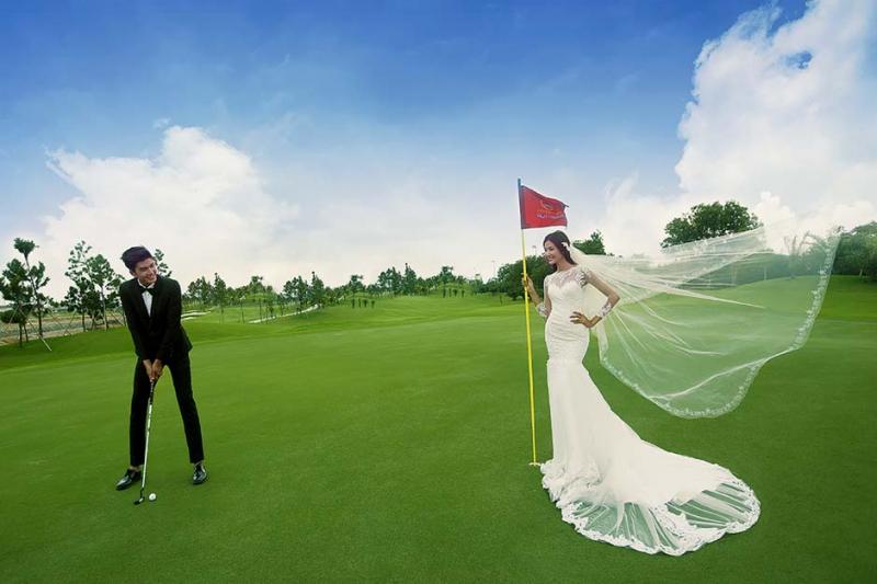 Sân golf Đà Lạt Palace