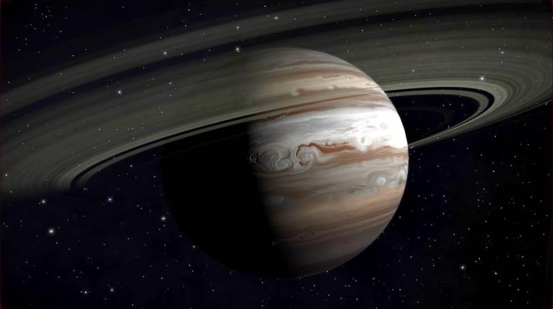 Sao Mộc có vành đai không?