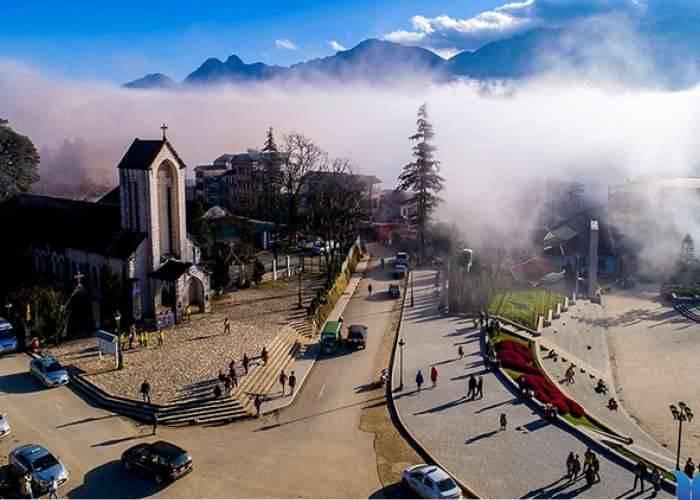 Sapa – Thành phố sương mù