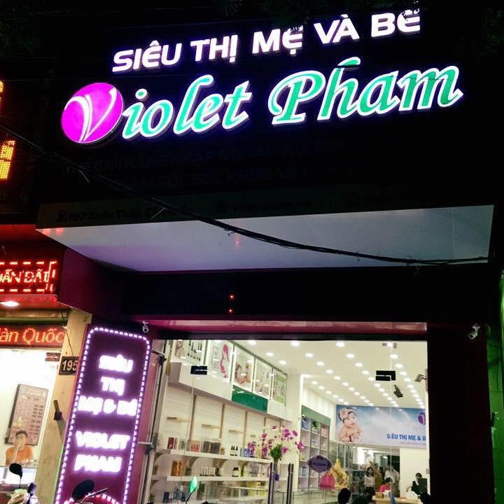 Shop Mẹ và Bé VioletPham