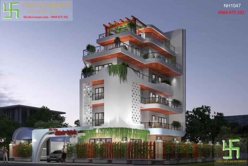 Tập đoàn kiến trúc và xây dựng Vạn An