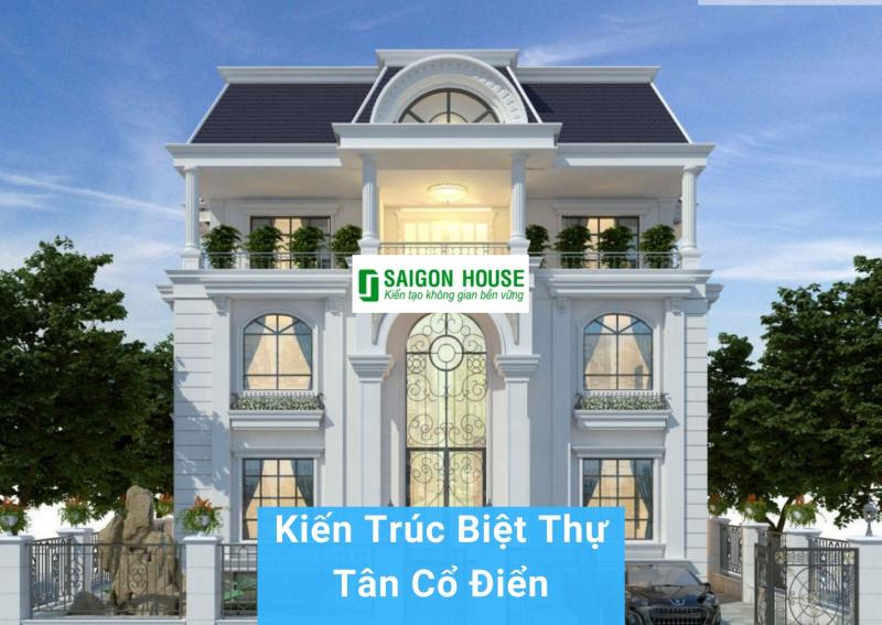 Thiết kế & Thi công nhà Đẹp Sài Gòn