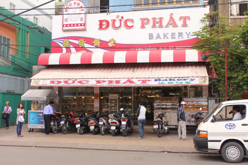 Tiệm bánh Đức Phát