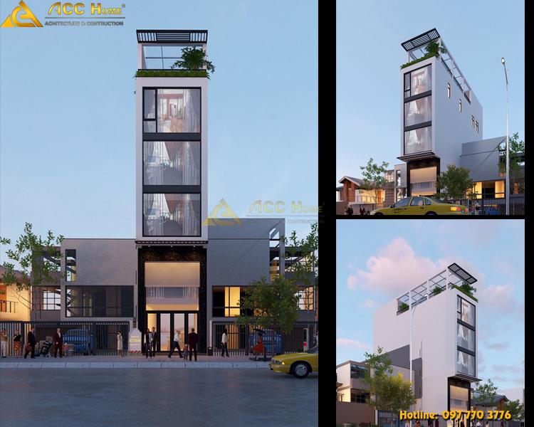 Trung tâm tư vấn thiết kế kiến trúc và nội thất AccHome