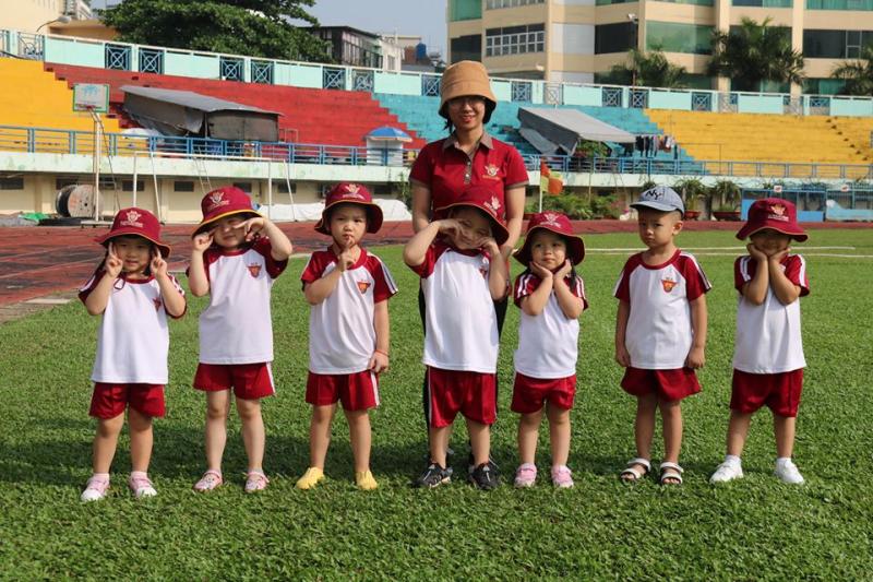Trường Mầm non Quốc tế Sài Gòn Academy