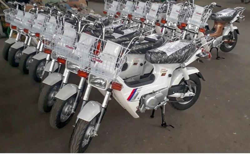 Xe Máy 50cc - Xe Điện Lương Trang