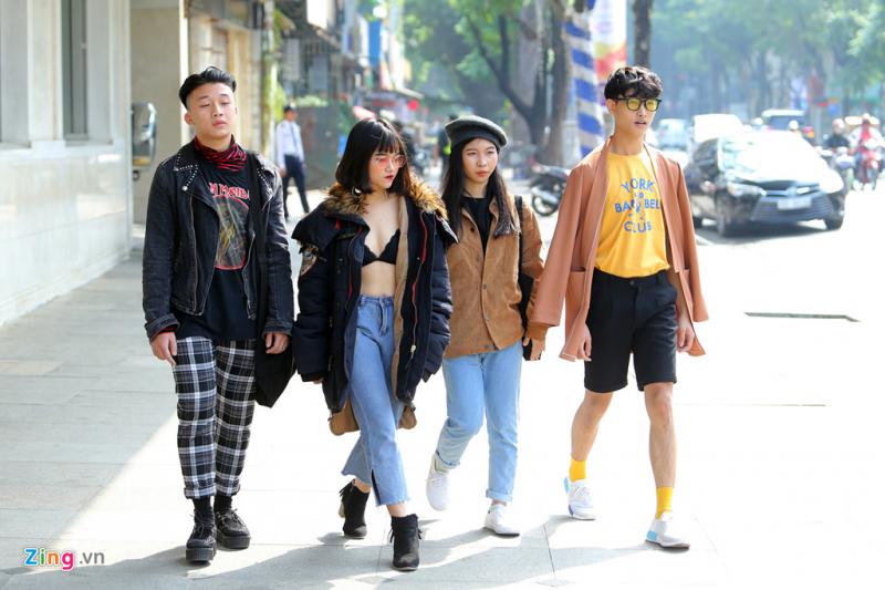 Bài văn nghị luận về trang phục của giới trẻ hiện nay số 10