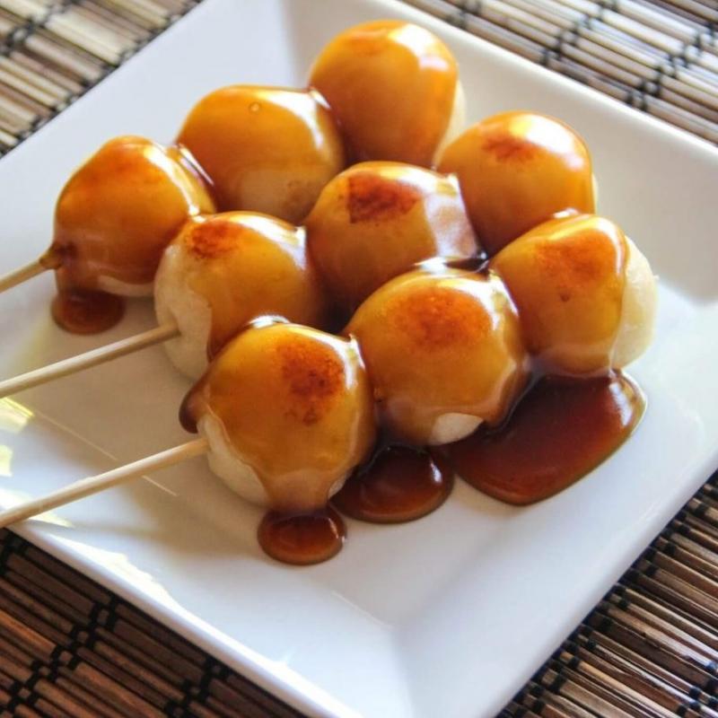 Bánh Trôi kiểu Nhật - Hàn