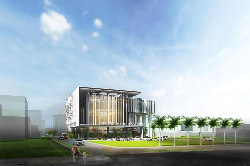 Bệnh Viện Chuyên Khoa Sản Nhi