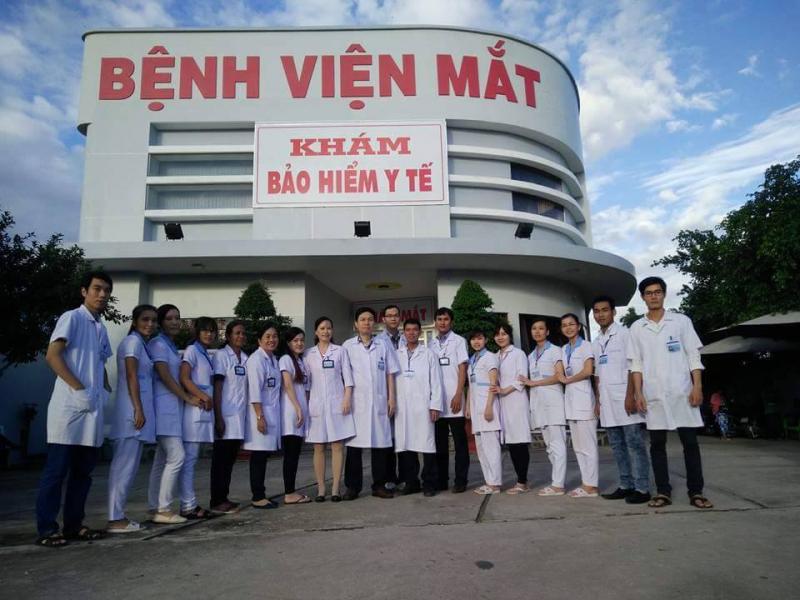 Bệnh Viện Mắt Sóc Trăng